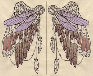 Spirited Wings (Wing Pair)_image