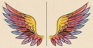 Painted Wings (Wing Pair)_image