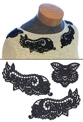 Chic Collar Accents (Lace)_image
