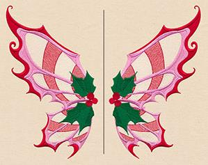 Sugar Plum Fairy Wings (Wing Pair)_image