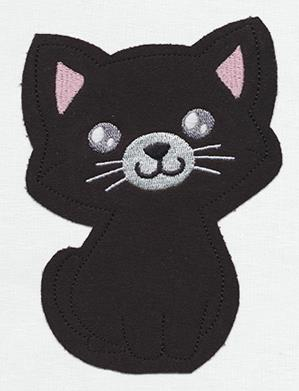 Noggin Nanimals - Kitty (Applique)_image