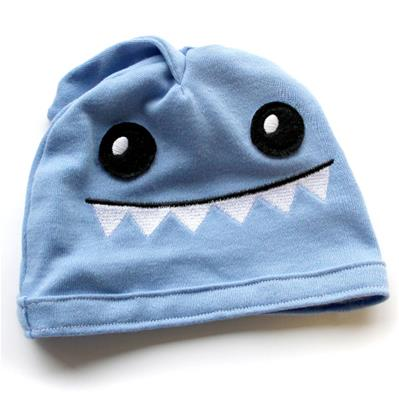 Noggin Nanimals - Shark Face (Applique)_image