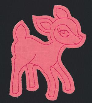 Flash Stitch - Fawn (Applique)_image