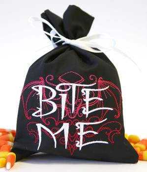 Tricks & Treats - Bite Bag (In-the-Hoop)_image