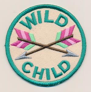 Adventure Merit Badges - Wild Child (Patch)_image