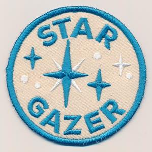 Adventure Merit Badges - Star Gazer (Patch)_image