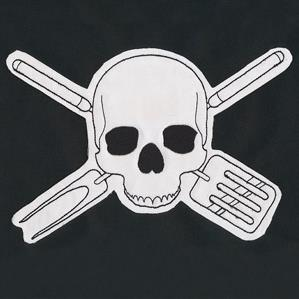 Grill & Crossbones (Applique)_image