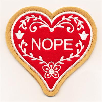 Valentine Cookie - Nope (In-the-Hoop)_image