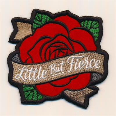 Little but Fierce (Patch)_image