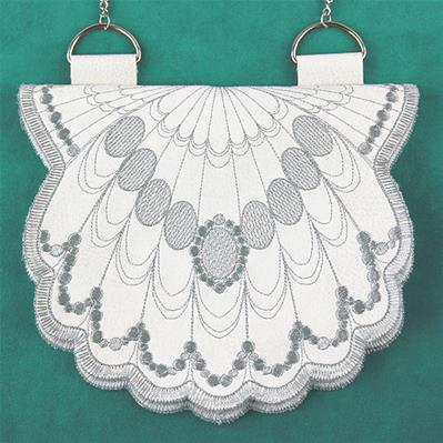In-a-Stitch Seashell Purse (In-the-Hoop)_image