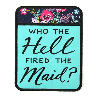 Who Fired the Maid? Pot Holder (In-the-Hoop)_image